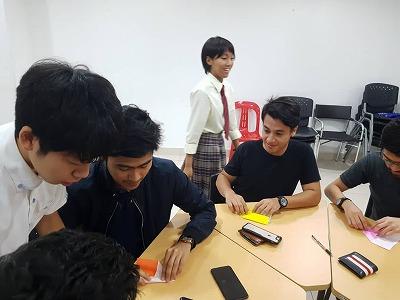 折り紙の紹介!